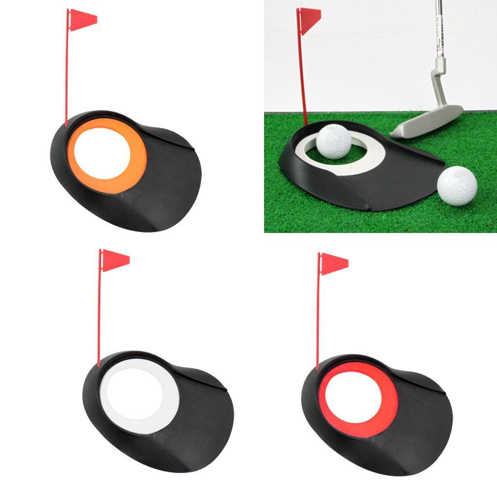 Foro-per-bandiera-per-allenamento-di-golf-indoor-all-039-aperto miniatura 3