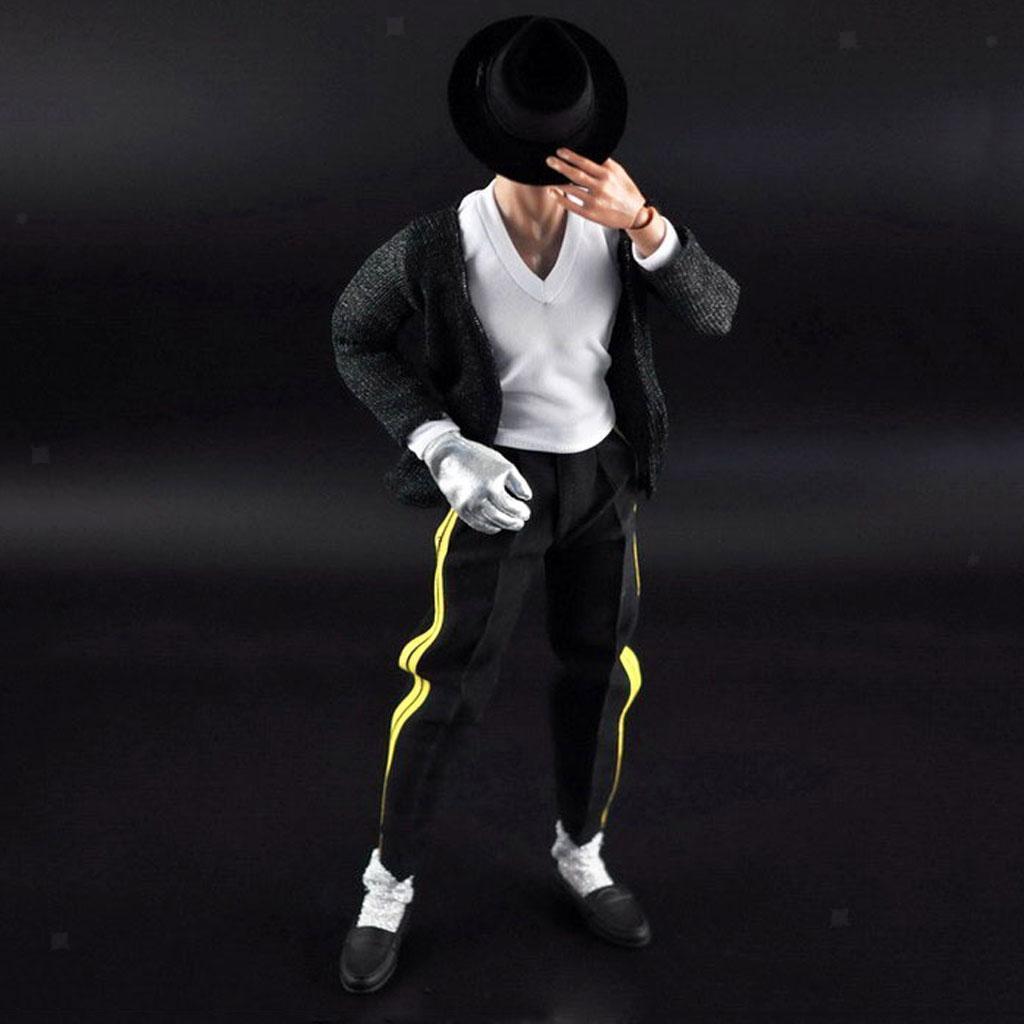1-6-Scale-Men-039-s-Outfits-Clothes-Set-For-12-039-039-Hot-Toys-Action-Figure-Accessories miniature 16