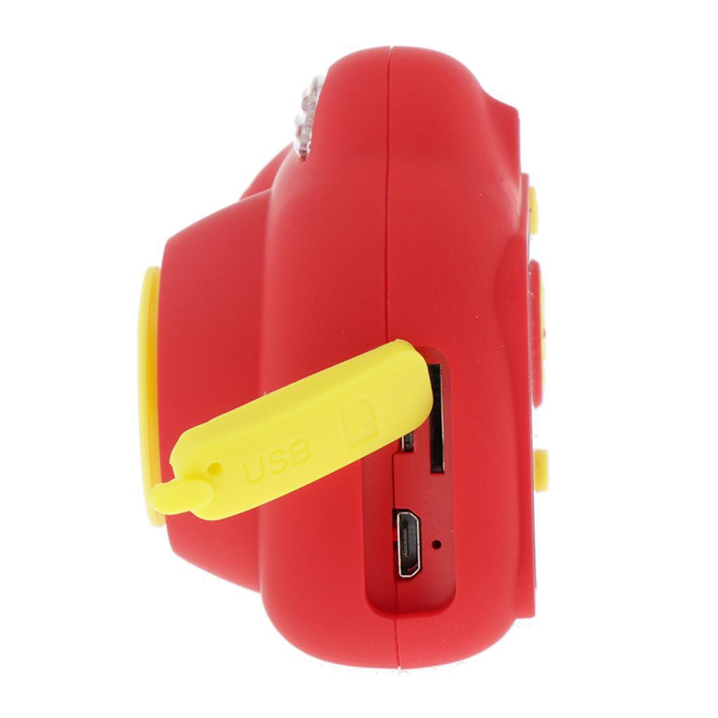 Fotocamera-ricaricabile-per-bambini-Doppia-fotocamera-per-bambini-con miniatura 19
