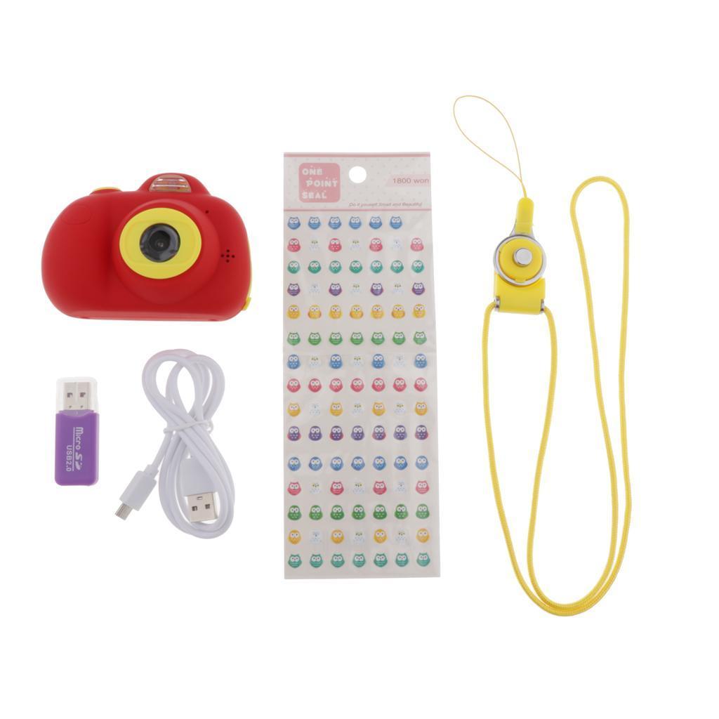 Fotocamera-ricaricabile-per-bambini-Doppia-fotocamera-per-bambini-con miniatura 18