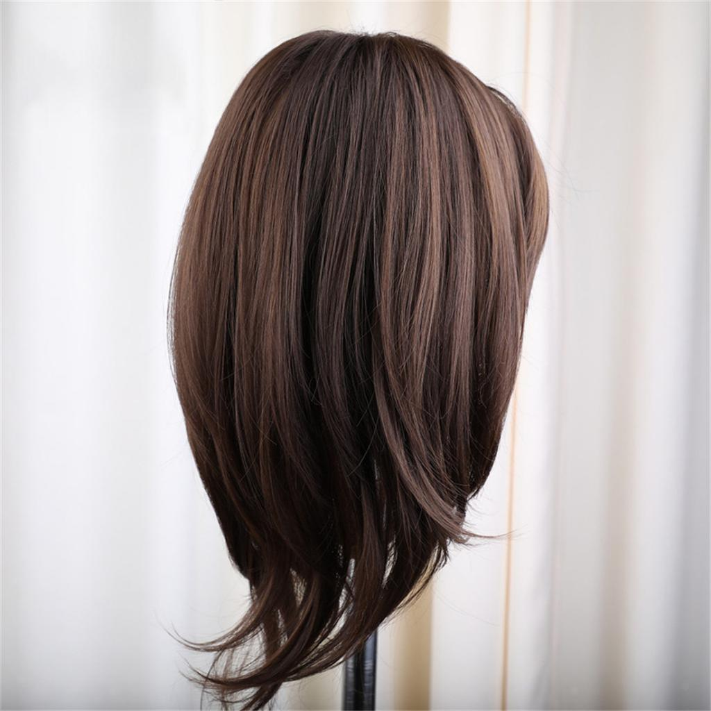 16-039-039-Natural-Looking-Side-Part-Wavy-Straight-Full-Hair-Wig-Women-Wedding-Wig thumbnail 10