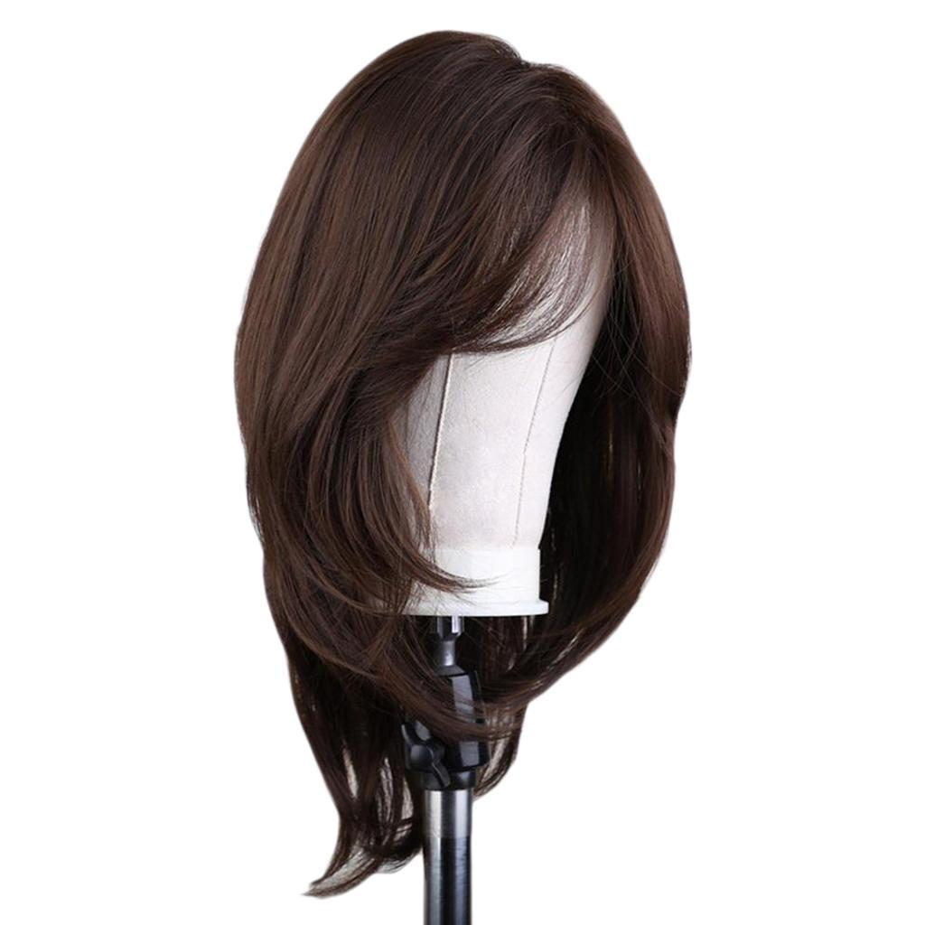 16-039-039-Natural-Looking-Side-Part-Wavy-Straight-Full-Hair-Wig-Women-Wedding-Wig thumbnail 3