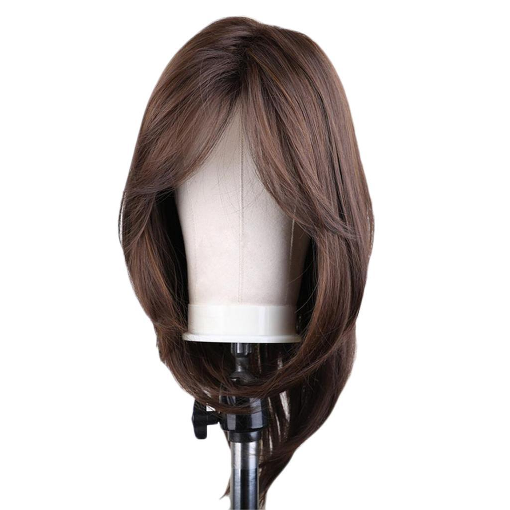 16-039-039-Natural-Looking-Side-Part-Wavy-Straight-Full-Hair-Wig-Women-Wedding-Wig thumbnail 4