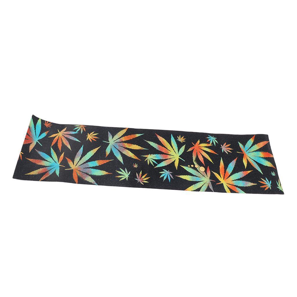 Tape-Grip-di-Skateboard-Impermeabile-Antiscivolo-Professionale-Deck-a-Carta miniatura 7
