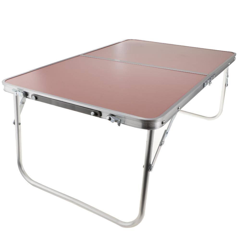 Camping-Table-Computer-Laptop-Desk-Bed-Table-Breakfast-Serving-Bed-Tray thumbnail 10