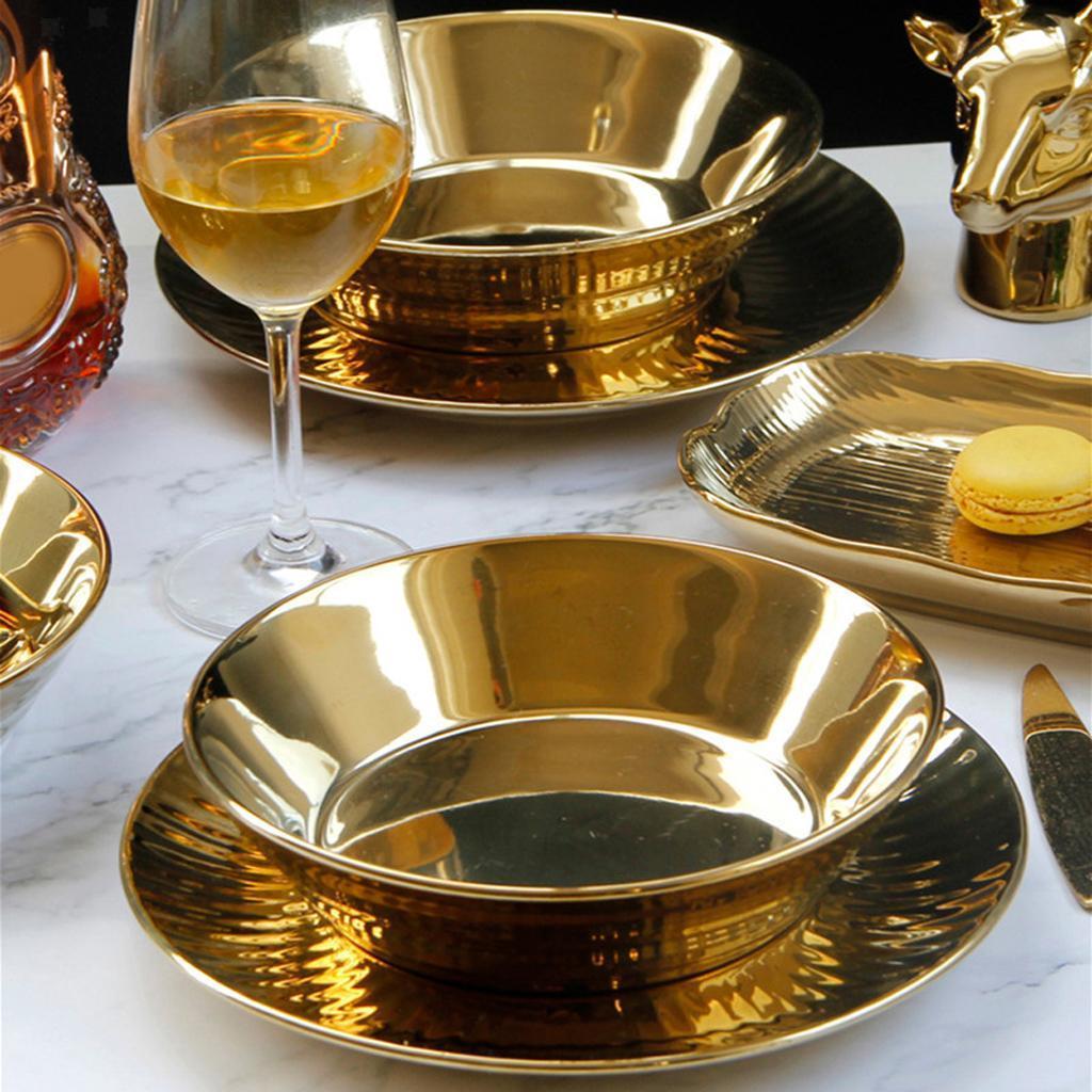 Vassoio-da-Cucina-Decorativo-Piatti-in-Porcellana-e-Stoviglie miniatura 4