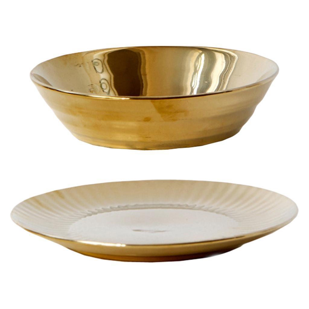Vassoio-da-Cucina-Decorativo-Piatti-in-Porcellana-e-Stoviglie miniatura 3