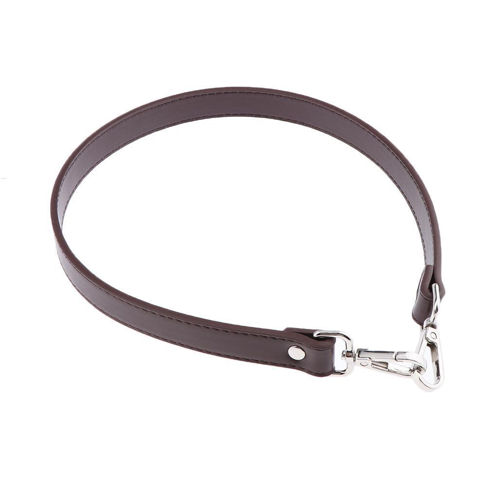 07b61ad631 Cinturino Borsa Pelle 64 cm Accessorio Donna Ricambio Per Tracolla ...