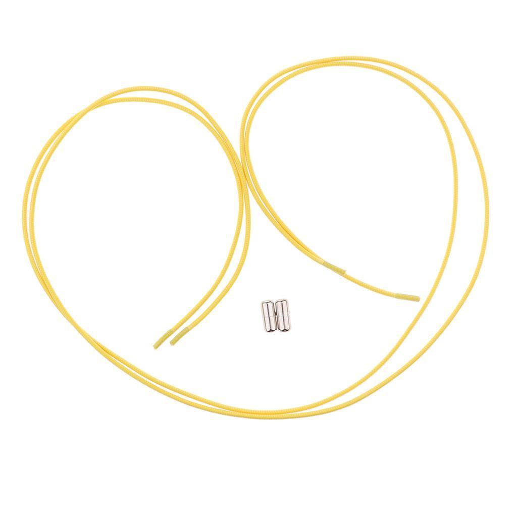 2pcs-ensemble-unisexe-aucune-cravate-lacets-elastiques-lacets-en miniature 21
