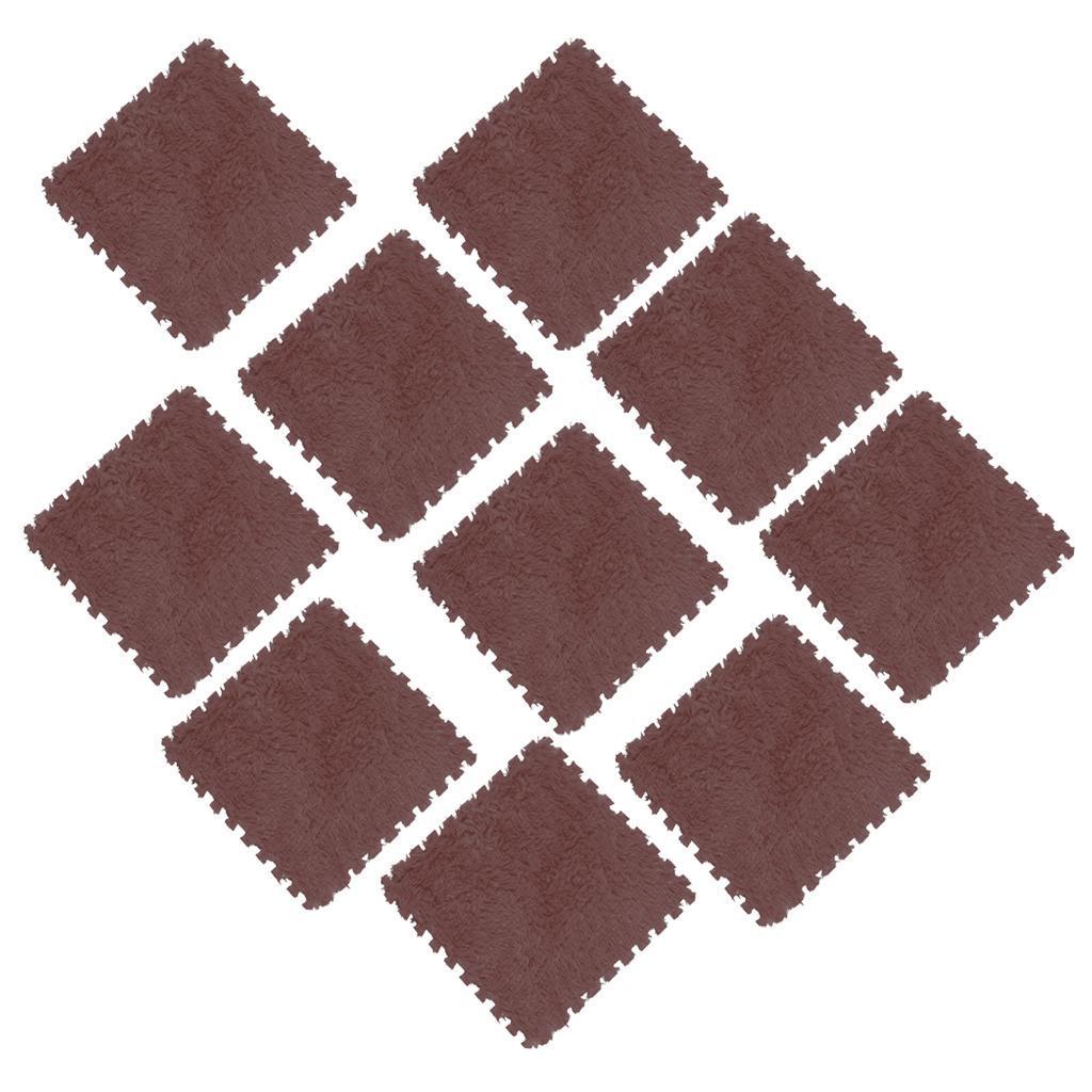 10Pcs-Foam-Children-Soft-Play-Exercise-Mats-Safe-Interlocking-Puzzle-Tiles thumbnail 3