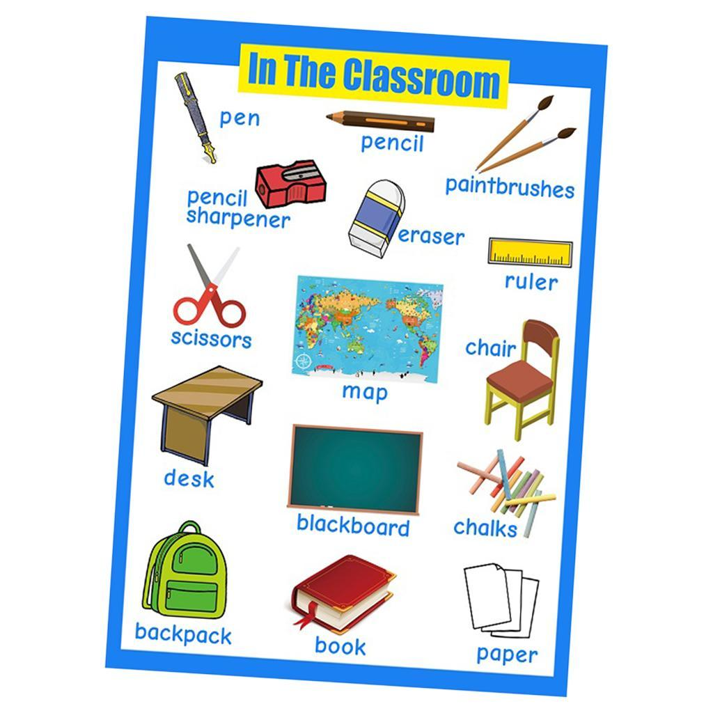 Toddlers-Kids-Fun-Early-Learning-Educational-Posters-Chart-for-Preschoolers thumbnail 22