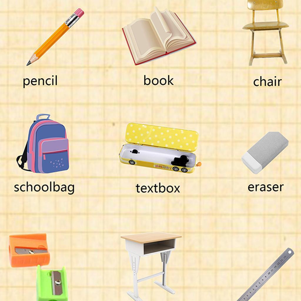 Toddlers-Kids-Fun-Early-Learning-Educational-Posters-Chart-for-Preschoolers thumbnail 45