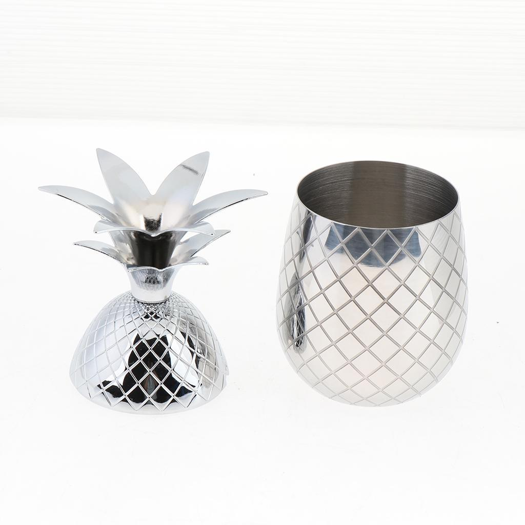 Exquisite-Stainless-Steel-Tumblers-Cocktail-Glasses-for-Cocktails-Beers-Wine thumbnail 3