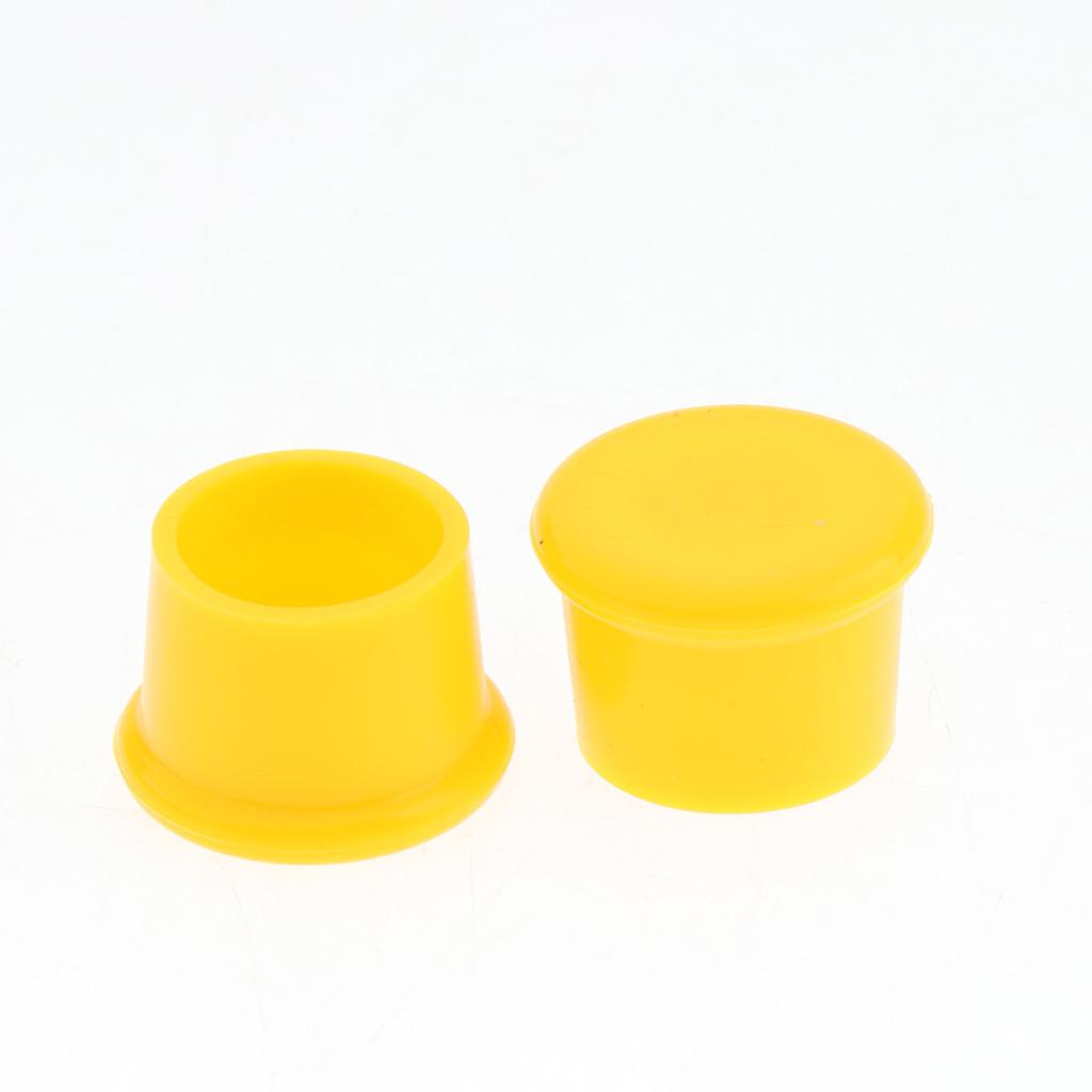 10Pcs-Silica-Gel-Cork-Wine-Bottle-Stoppers-Sealing-Plug-Corks-Caps-for-Bar thumbnail 4