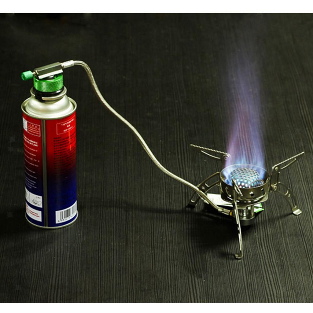 Camping-Stove-Connector-Gas-Refill-Adapter-for-Butane-Canister thumbnail 10