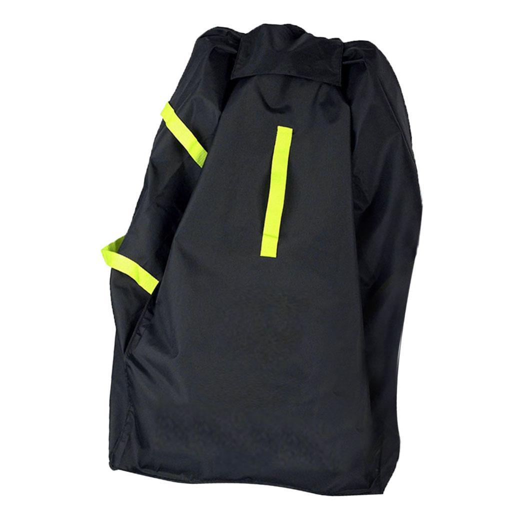 Gate Check Pram Travel Bag Umbrella Stroller Pushchair Car Seat Waterproof Cover