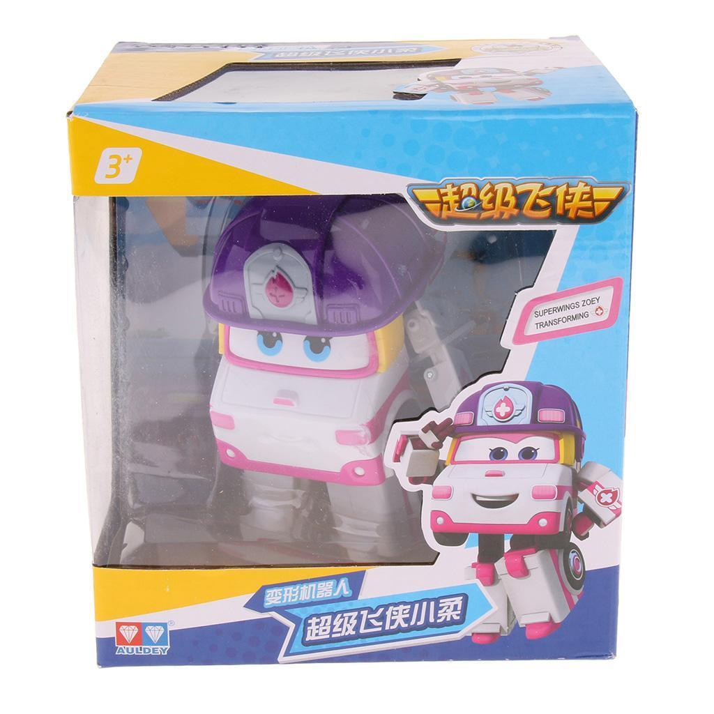 Super-Wings-Transforming-Robot-Plane-Vehicle-Character-Figures-Cartoon-Toy-Gifts miniature 37
