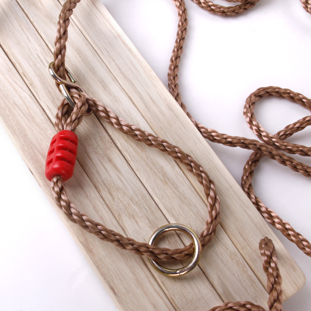 Various-Swings-Accessories-Seat-Rope-Chain-Connector-Kids-Adult-Outdoor-Activity miniatuur 18