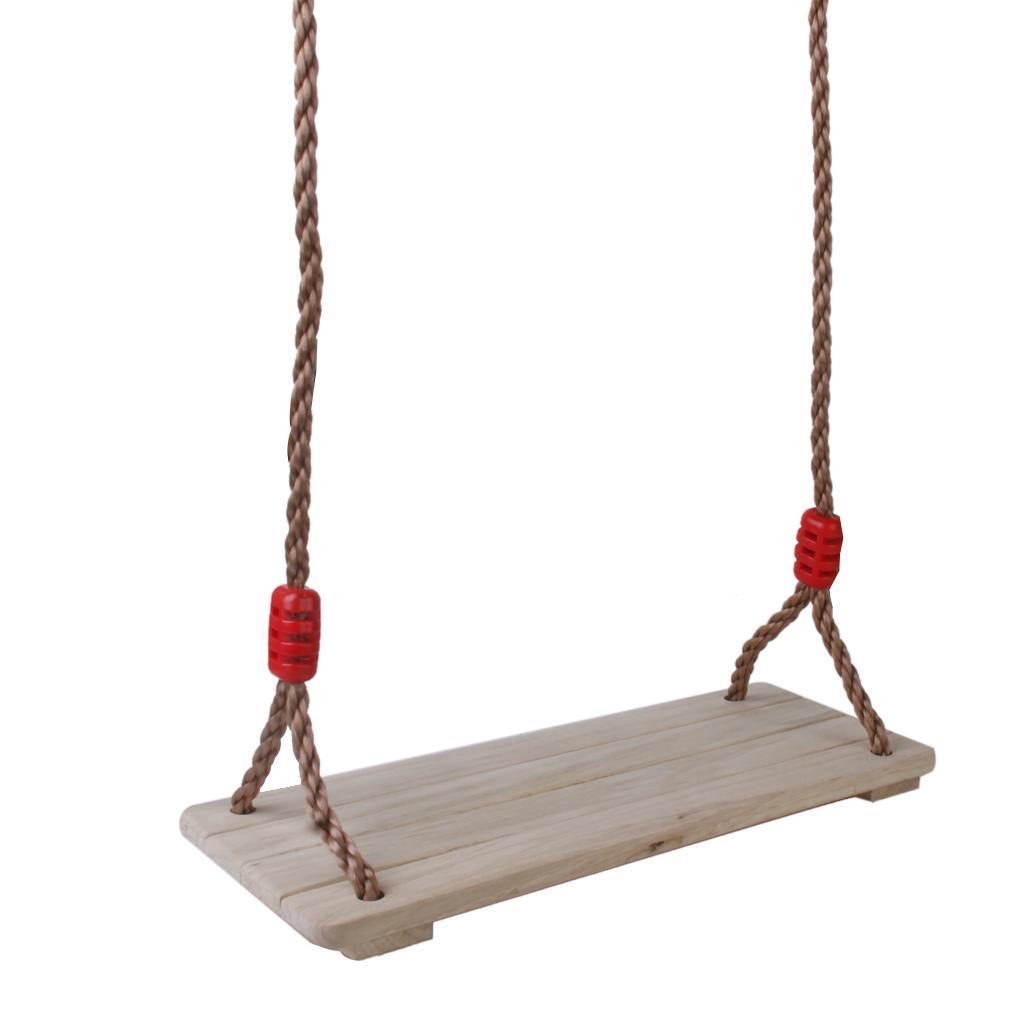 Garden-Swing-Set-Seat-Rope-Hanging-Strap-Connector-Metal-Chain-Kid-Adult-Outdoor miniatuur 23