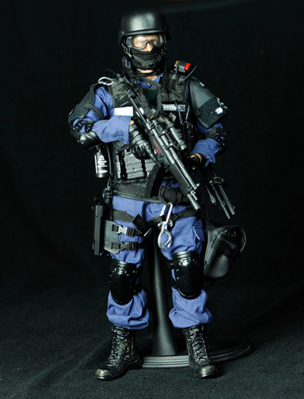 1//6 SWAT Breacher Soldier Special Policeman Action Figure Toy Collection Model