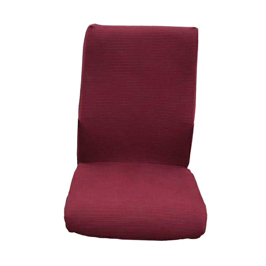 Housse-de-fauteuil-Fauteuil-de-bureau-confortable-Housse-de-siege-pivotant miniature 10