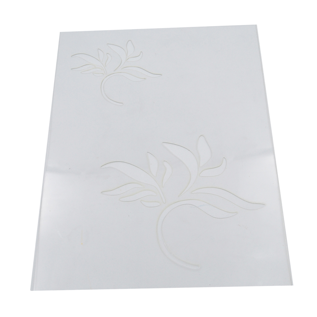 Flower-Pattern-Wall-Paint-Stencil-Template-Room-Home-Improvement-Decoration thumbnail 13