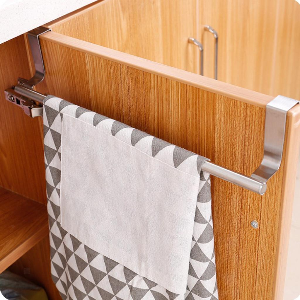 Edelstahl Handtuchhalter Handtuchstange ohne Bohren für