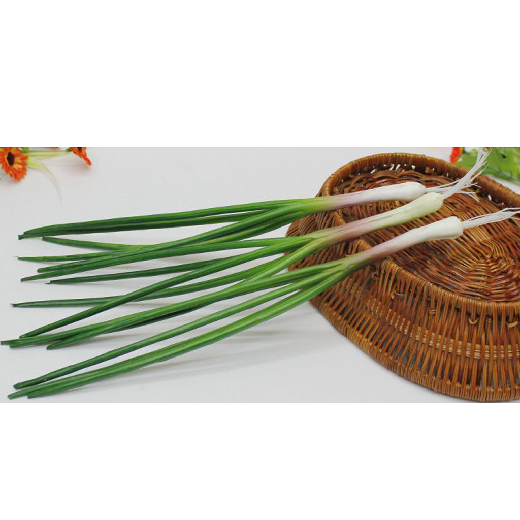 Verdure-Artificiali-Giocattolo-Educativo-Bambini-Decorativo-Casa-Cucina miniatura 20