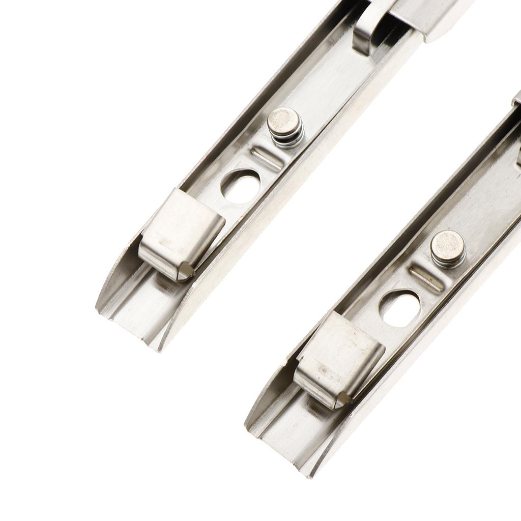 2pcs-staffa-pieghevole-mensola-staffa-pieghevole-mensola-in-acciaio-inox miniatura 15