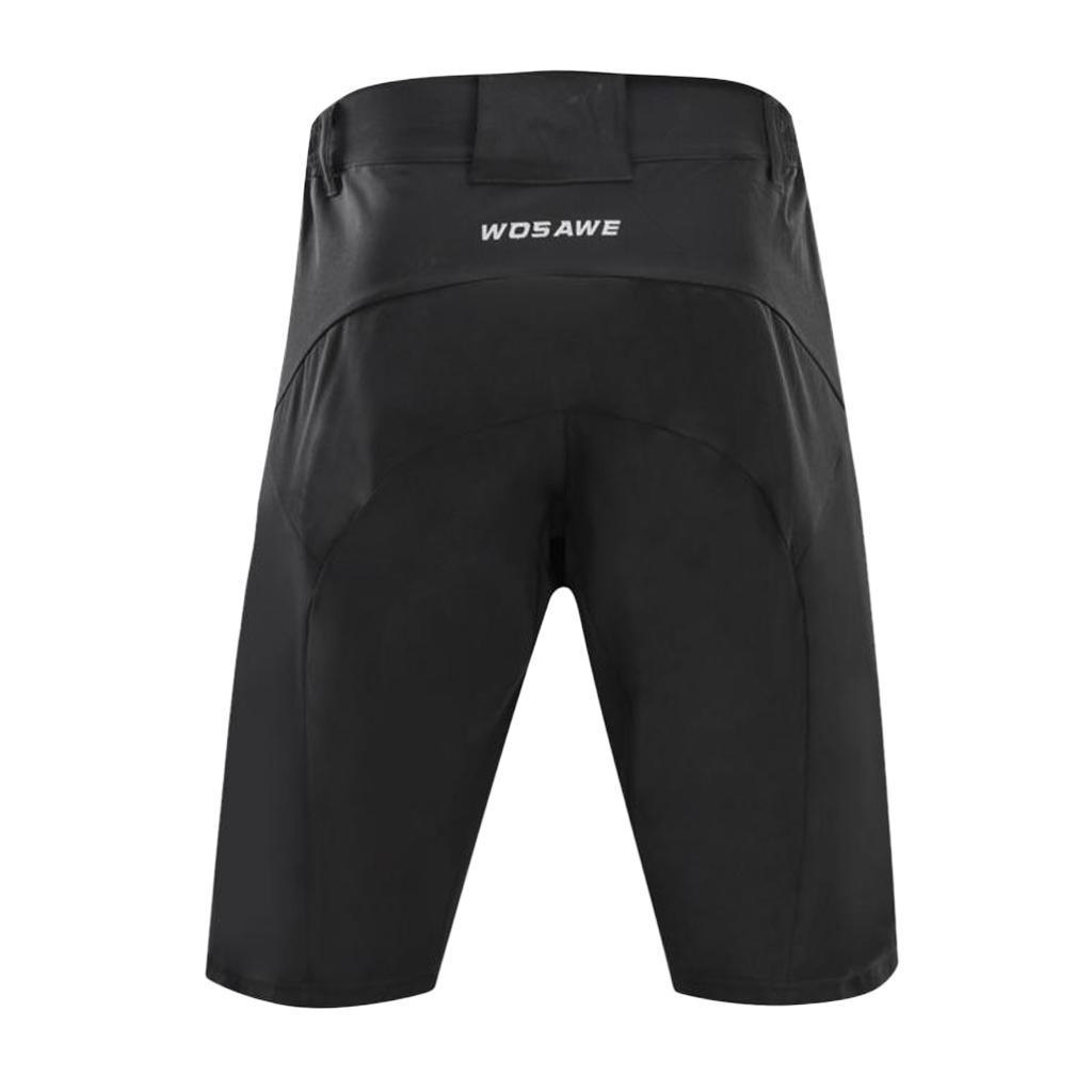 Shorts-Cuissard-De-Velo-Cyclisme-Respirant-Sechage-Rapide-Ultra-Leger miniature 8
