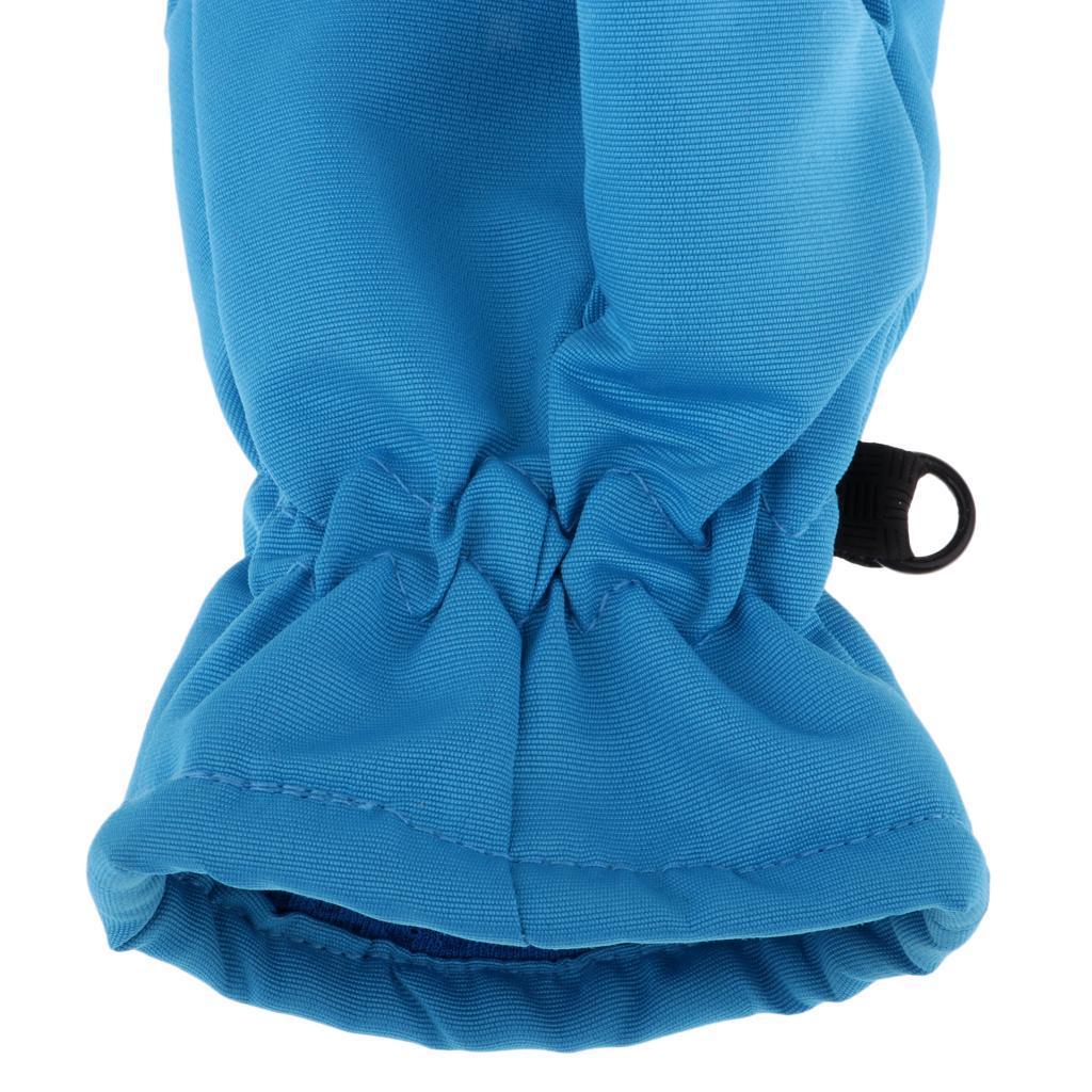 MagiDeal-Waterproof-Gloves-Child-Kids-Boys-Girls-Sports-Snow-Warm-Mittens thumbnail 13