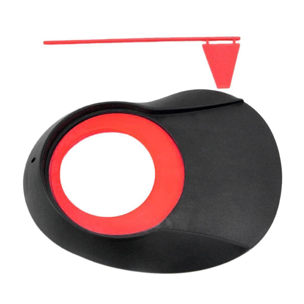 Foro-per-bandiera-per-allenamento-di-golf-indoor-all-039-aperto miniatura 7