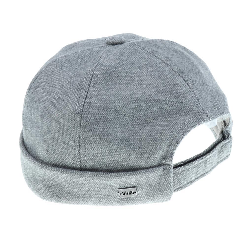 2pcs-Bonnet-Docker-en-Coton-Retro-Style-Chinois-pour-Homme miniature 16