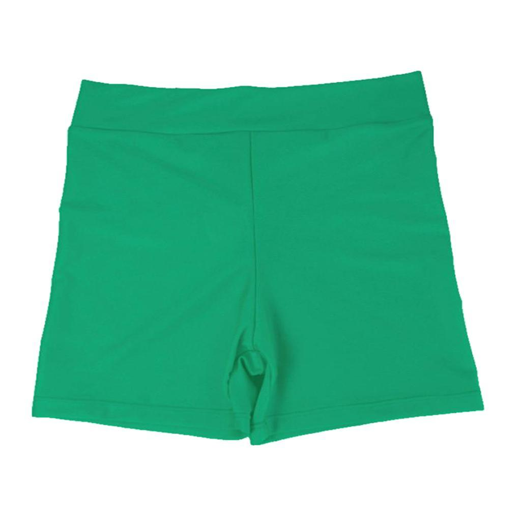 Ladies-Girls-Gym-Stretchy-Spandex-Plain-Shorts-Hot-Pants-Gym-Cycling-Under-Wear thumbnail 18