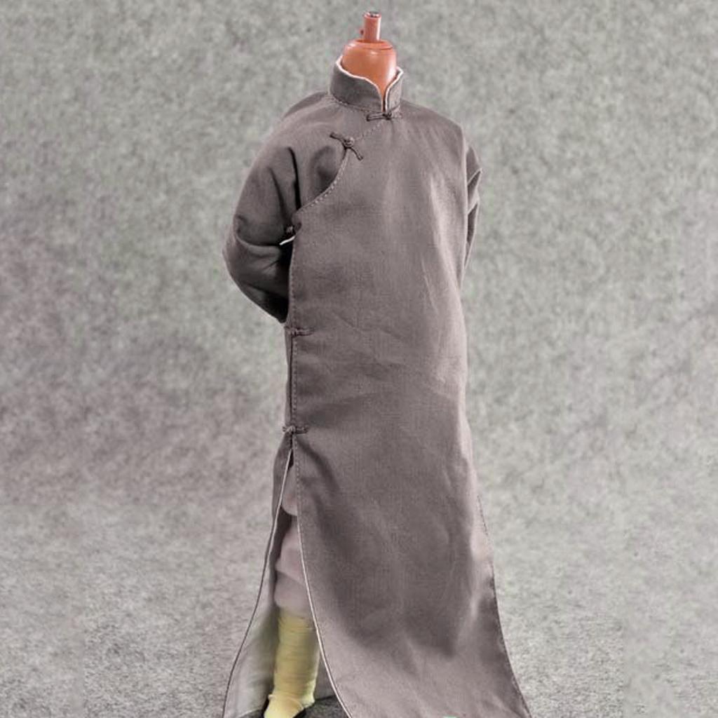 1-6-Clothes-Kung-Fu-Set-for-12-039-039-Enterbay-Bruce-Lee-Jet-Li-Donnie-Yen-Figure miniature 14