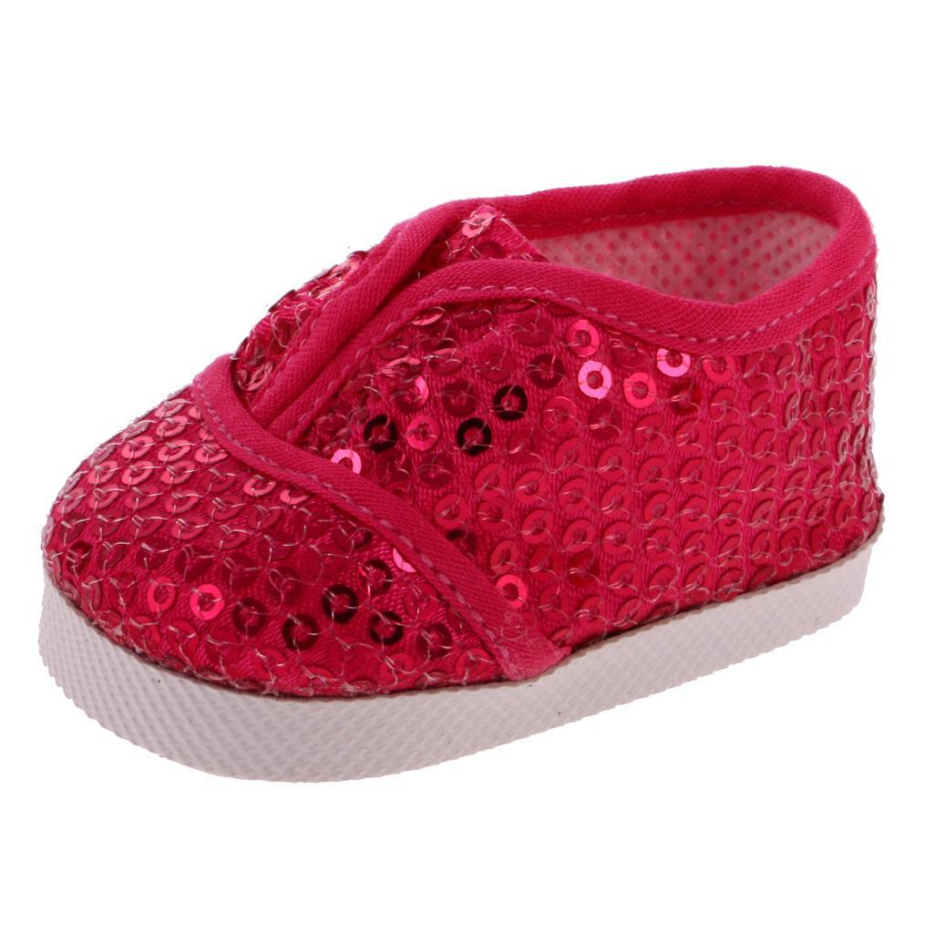 New-Cute-Pair-of-Doll-Shoes-for-18-039-039-American-doll-AG-Dolls-Clothes-Accessories thumbnail 29