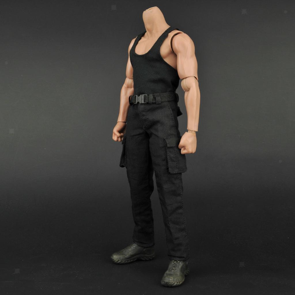 1-6-Scale-Men-039-s-Outfits-Clothes-Set-For-12-039-039-Hot-Toys-Action-Figure-Accessories miniature 26