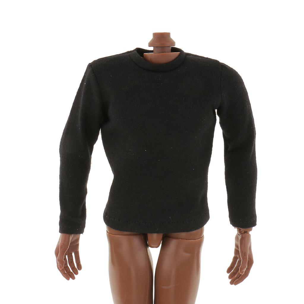 1-6-Scale-Men-039-s-Outfits-Clothes-Set-For-12-039-039-Hot-Toys-Action-Figure-Accessories miniature 28