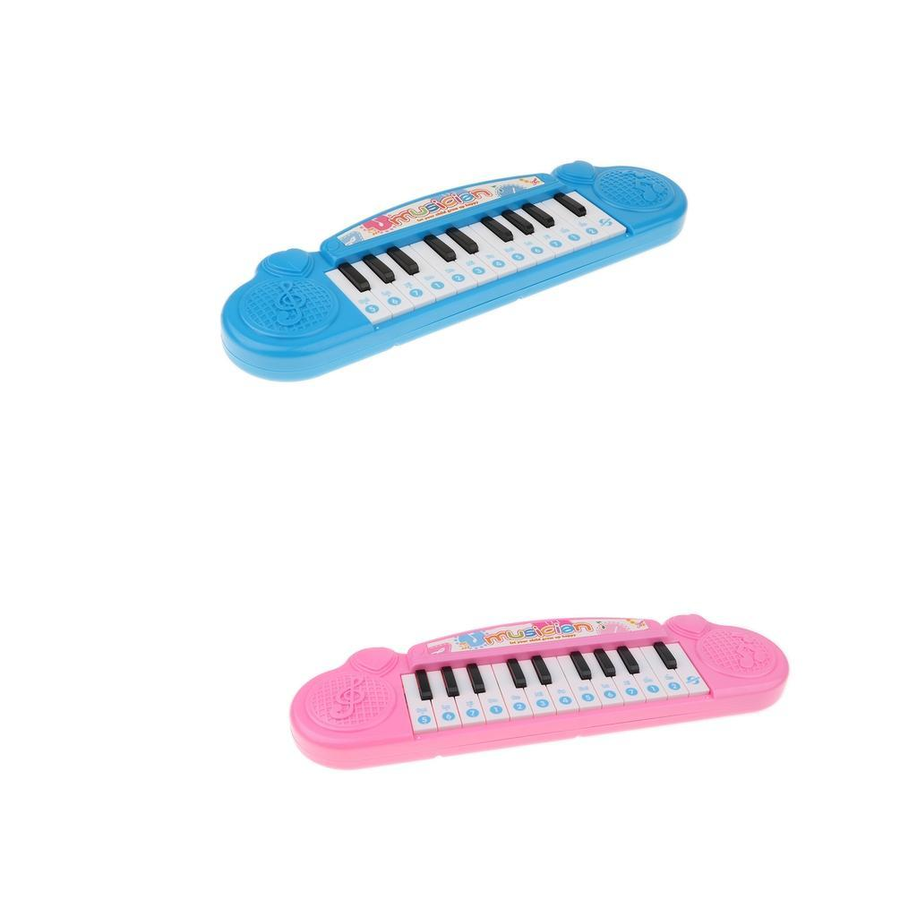 Baby Musical Keyboard Piano Electronic Learning Creative Toys Play Birthday Gift