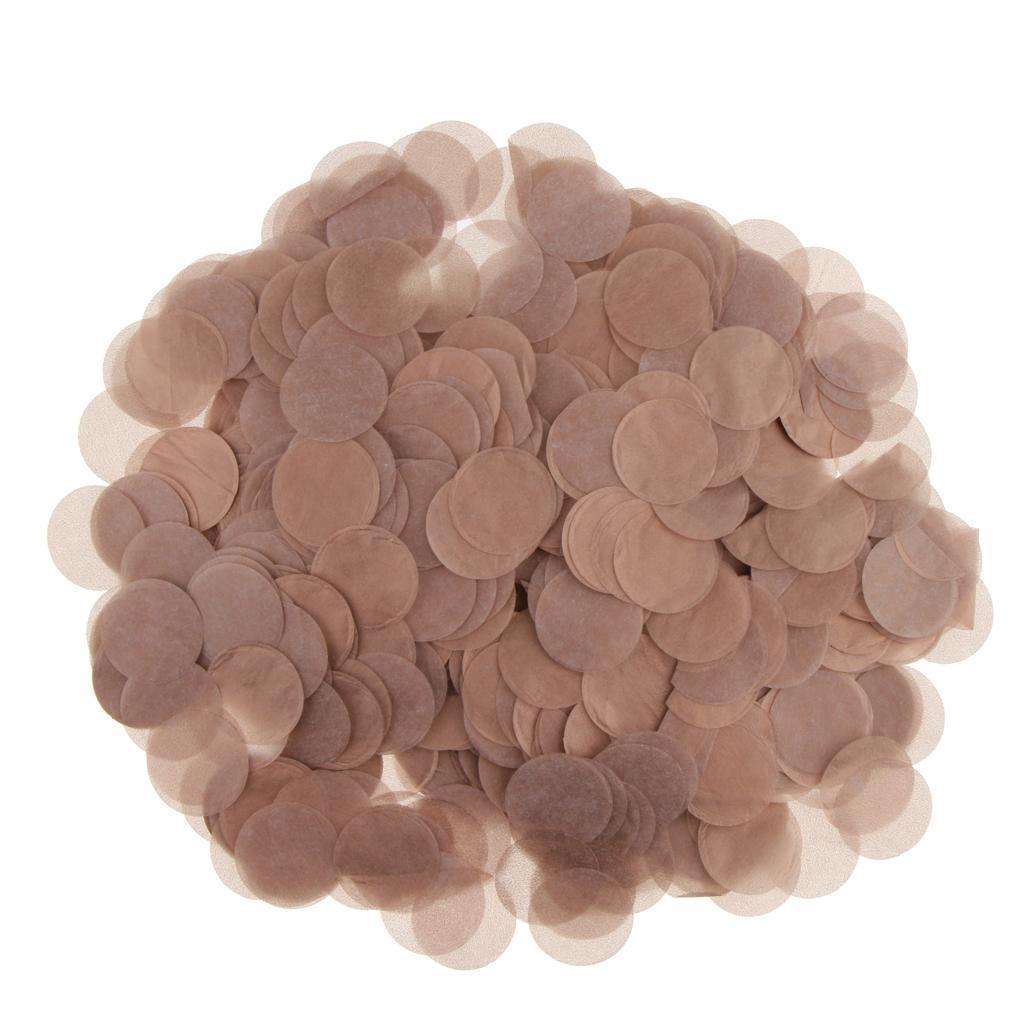 30g-Round-Tissue-Paper-Throwing-Confetti-Party-Balloon-Confetti-Wedding-Decor miniature 20