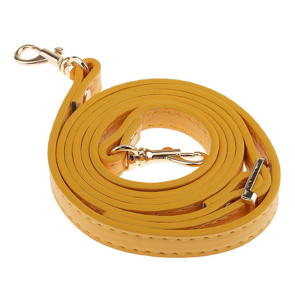120cm-Bag-Leather-Strap-Replacement-Shoulder-Bags-Handle-Crossbody-Strap thumbnail 26