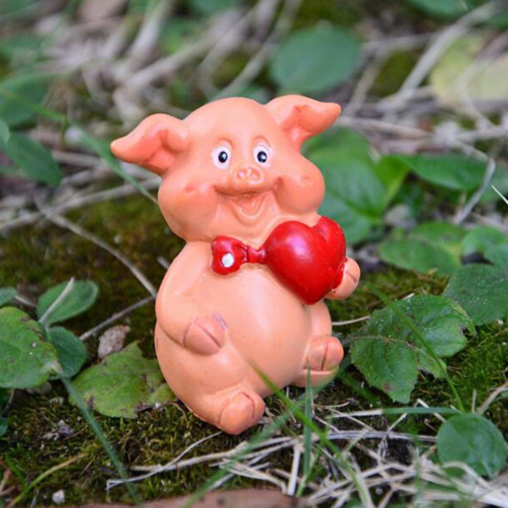 2pcs Fairy Garden Mini Snails Micro Potted Landscape Ornaments Figurine Decor~