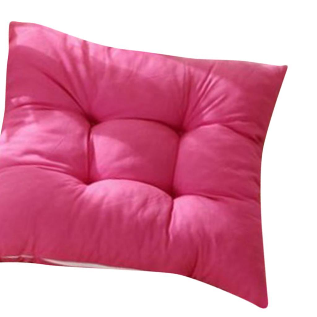 thumbnail 22 - Chair-Pad-Cushion16x16-034-for-Home-Dinning-Chair-Indoor-Outdoor-Seat-Chair-Pad