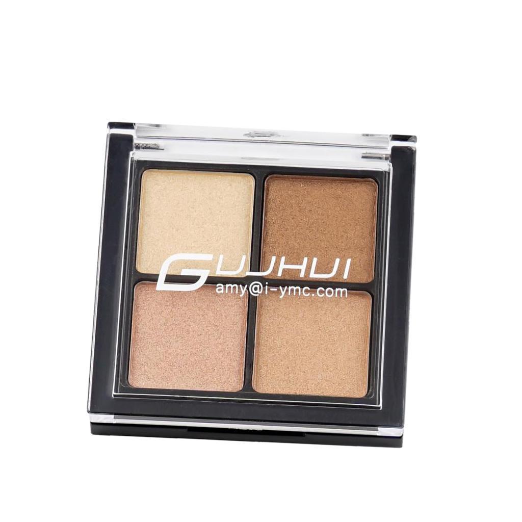 4-Colors-Cosmetic-Matt-Eyeshadow-Cream-Eye-Shadow-Makeup-Palette-Shimmer-Set thumbnail 3