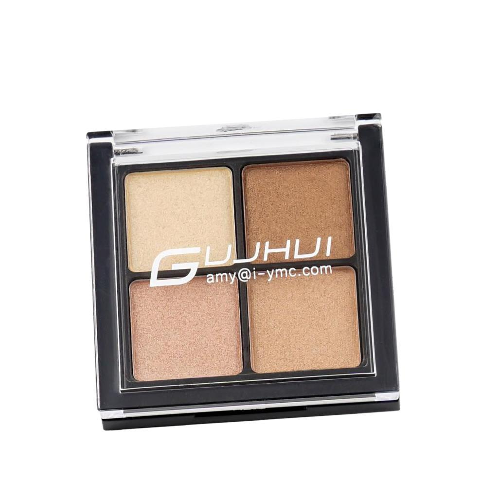 4-Colors-Cosmetic-Matt-Eyeshadow-Cream-Eye-Shadow-Makeup-Palette-Shimmer-Set thumbnail 4