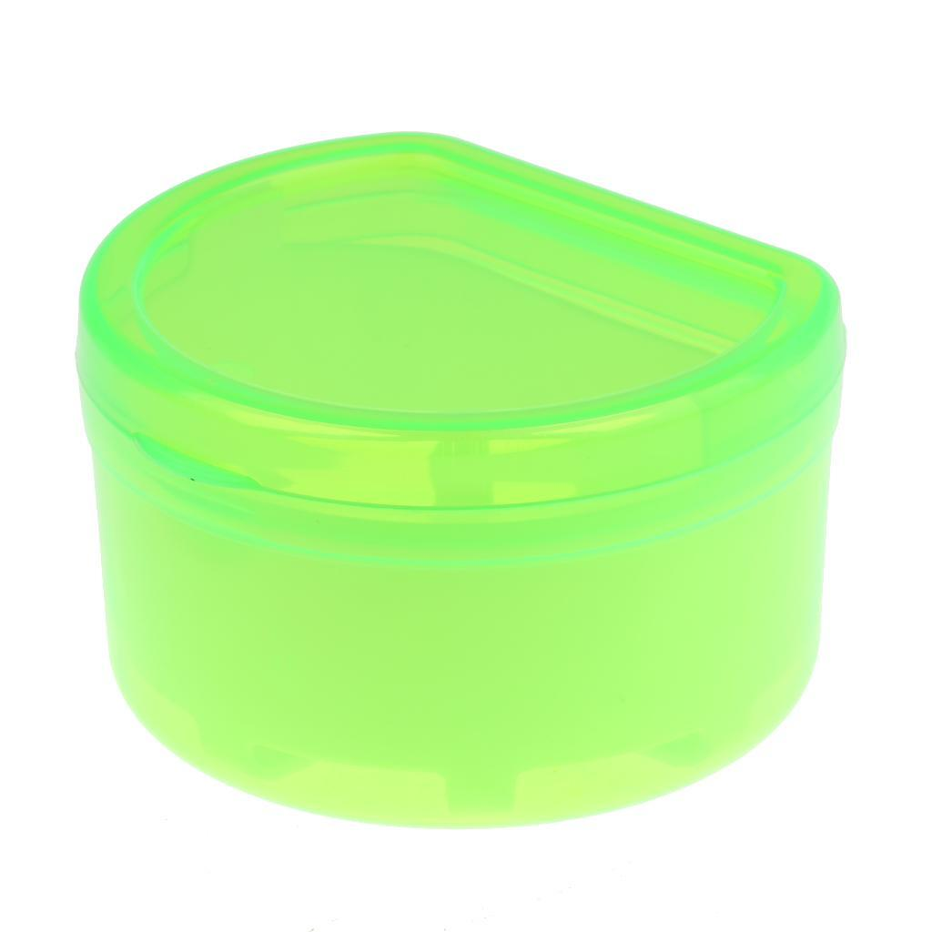 Plastic-Orthodontic-Denture-Teeth-Box-Container-Dental-Holder-Storage-Case-Cup thumbnail 6