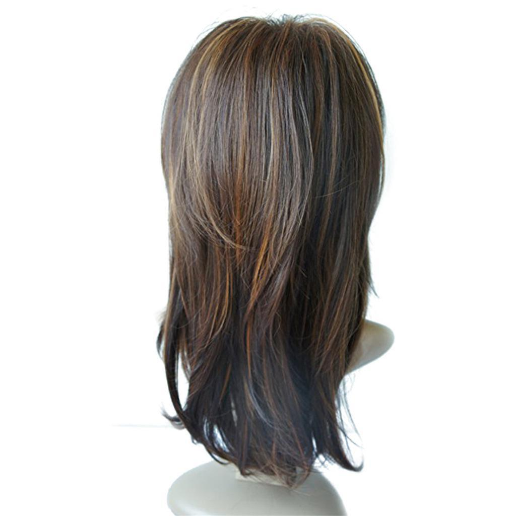16-039-039-Natural-Looking-Side-Part-Wavy-Straight-Full-Hair-Wig-Women-Wedding-Wig thumbnail 22