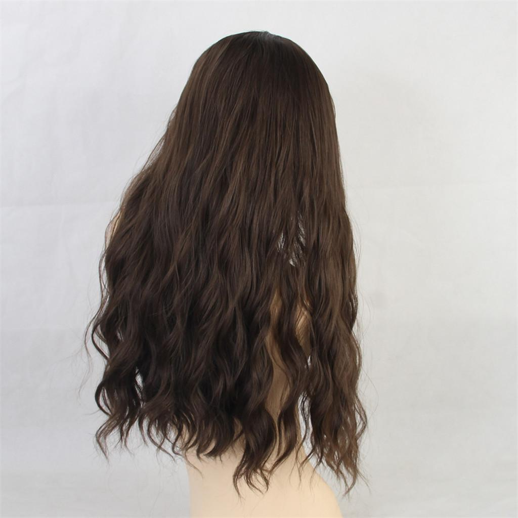 26-034-Natural-Looking-Curly-Cosplay-Women-Hair-Wigs-w-Bangs-for-Dating-Party thumbnail 16