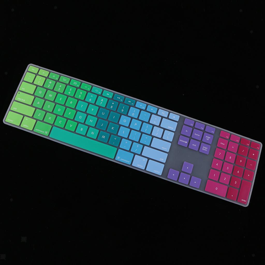 Ultra-Thin-Keyboard-Skin-Cover-For-Apple-IMac-G6-MB110LL-B-MB110LL-A-A1243 thumbnail 6