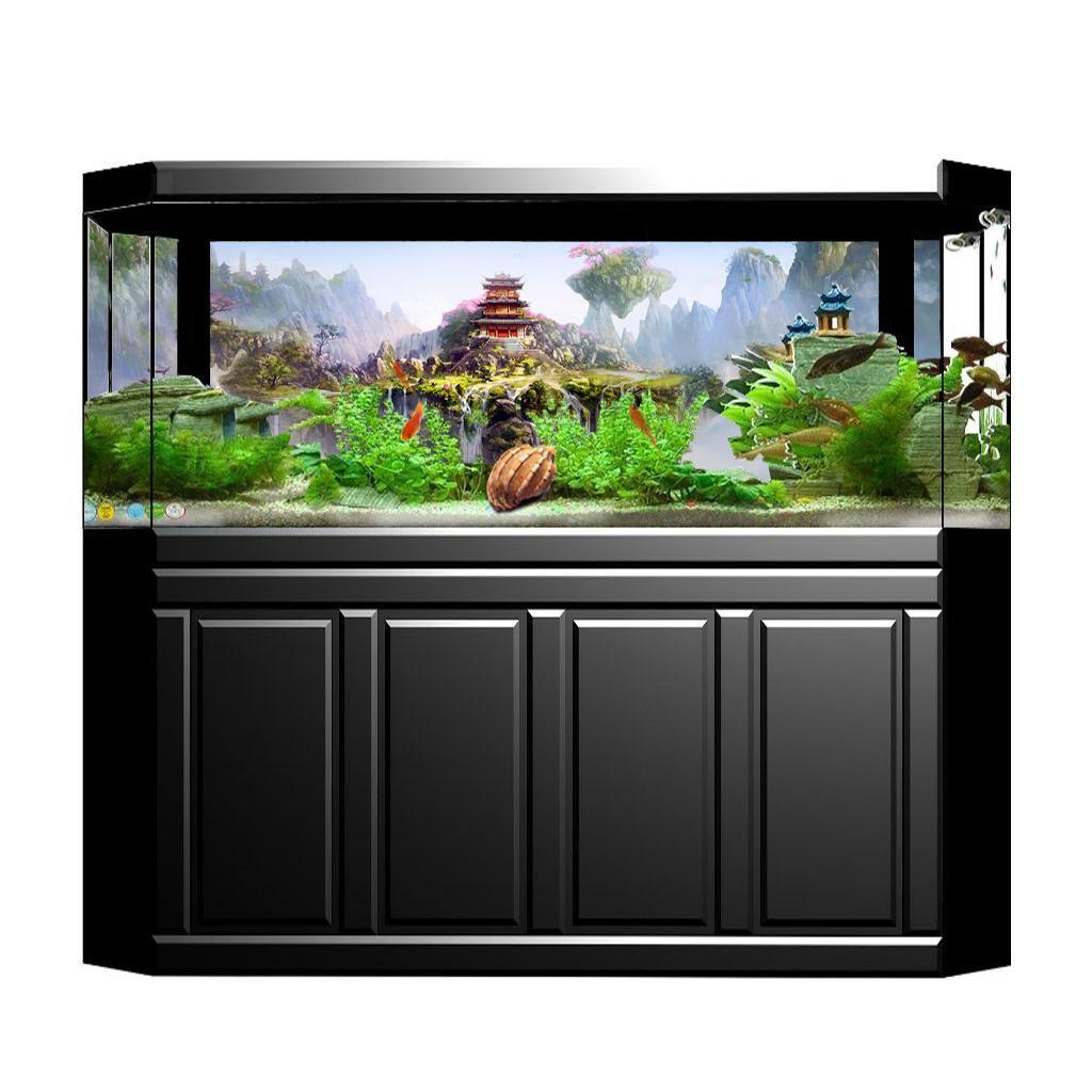 3D-High-Definition-Background-Paper-Wallpaper-Decor-for-Aquarium-Fish-Tank thumbnail 83